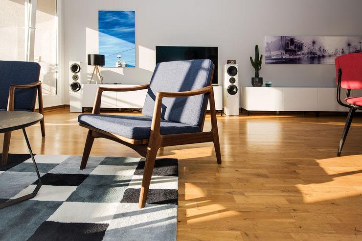 THE INNER HOUSE Salon moderne