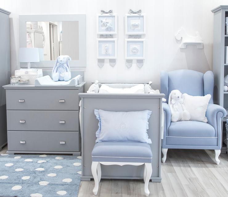 baby d'Oro Baby room Blue