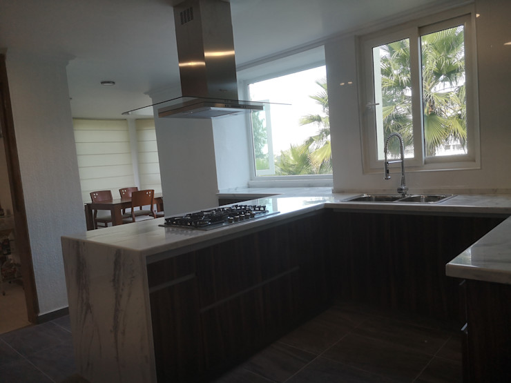 MTD Mexico Built-in kitchens