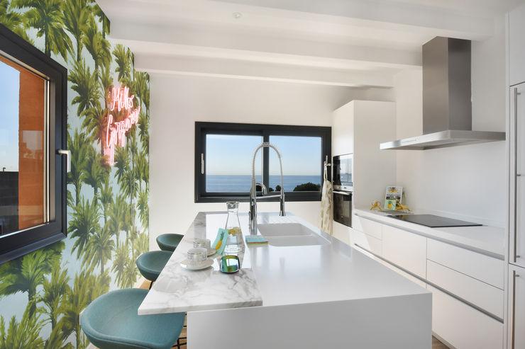 Rocamarina Bconnected Architecture & Interior Design Cocinas de estilo moderno