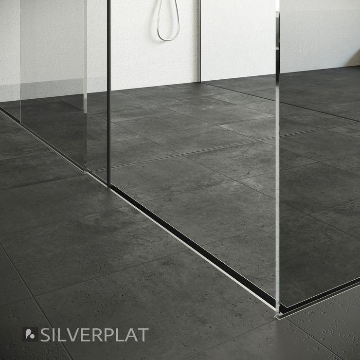 Sistema doccia Silverplat SILVERPLAT Bagno minimalista