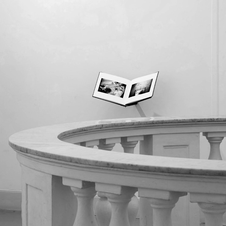 giovanni francesco frascino architetto Minimalist corridor, hallway & stairs