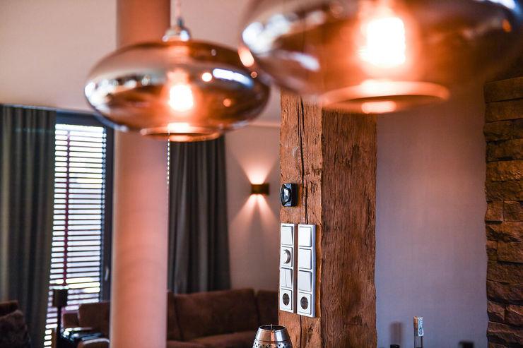 bar edictum - UNIKAT MOBILIAR KitchenBench tops Wood Amber/Gold