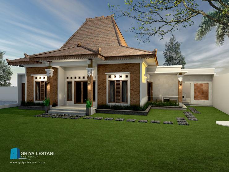 Desain Rumah Joglo Griya Lestari Arsitektur Rumah Klasik