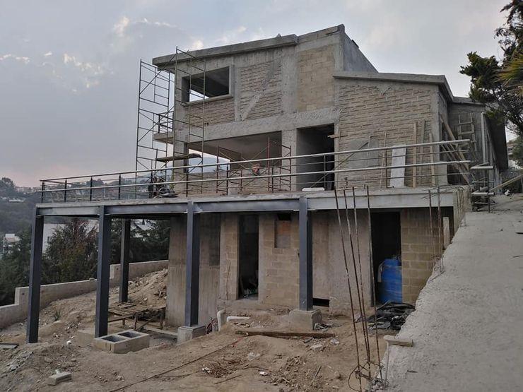 Estructura ligera SiDsA Casas industriales