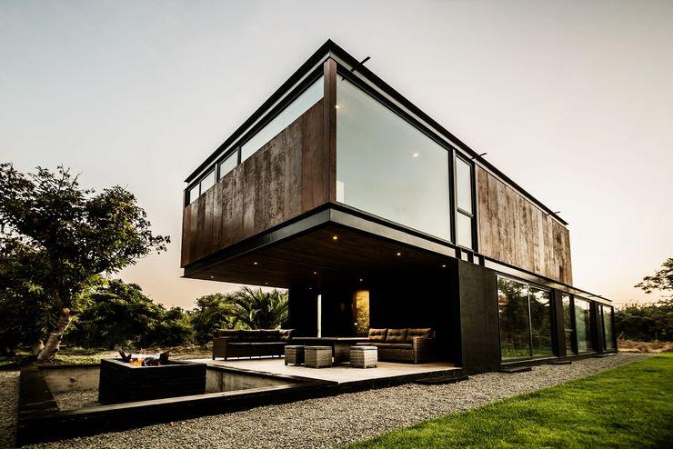 Casa Breit-Fronzig JPV Arquitecto Casas de estilo industrial