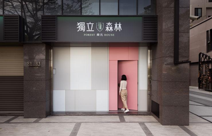 肯星室內設計 Classic style doors