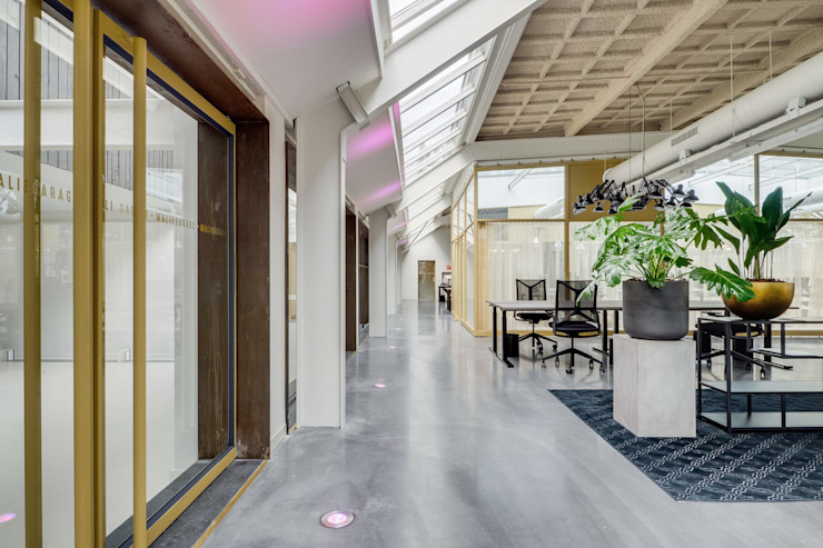 RHAW architecture Văn phòng & cửa hàng
