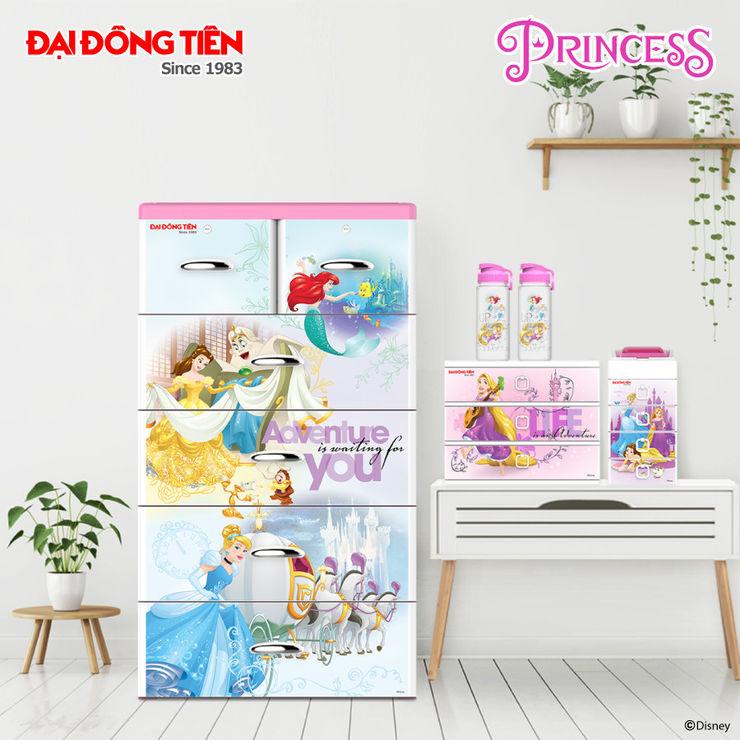 Công Ty CP Đại Đồng Tiến BedroomWardrobes & closets Plastic Pink