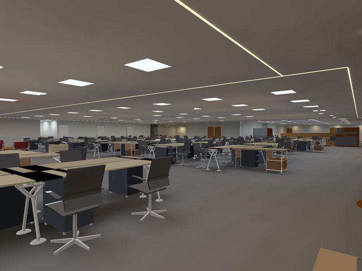 Iluxion Modern study/office