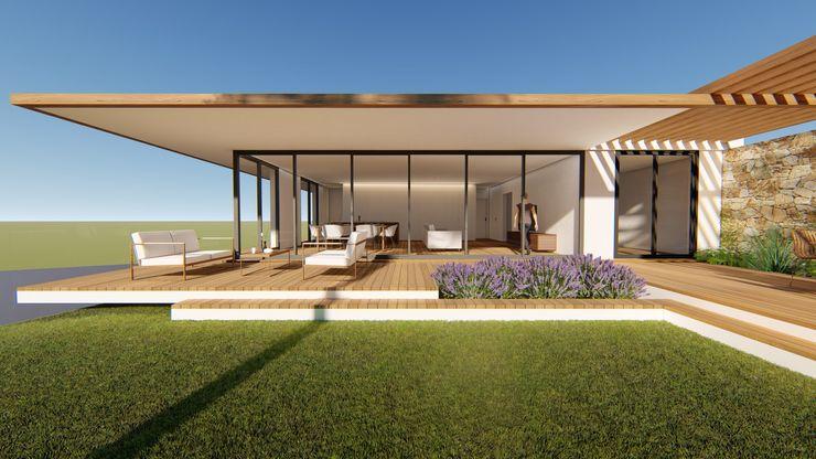 QP house SFF arquitetura Casas modernas