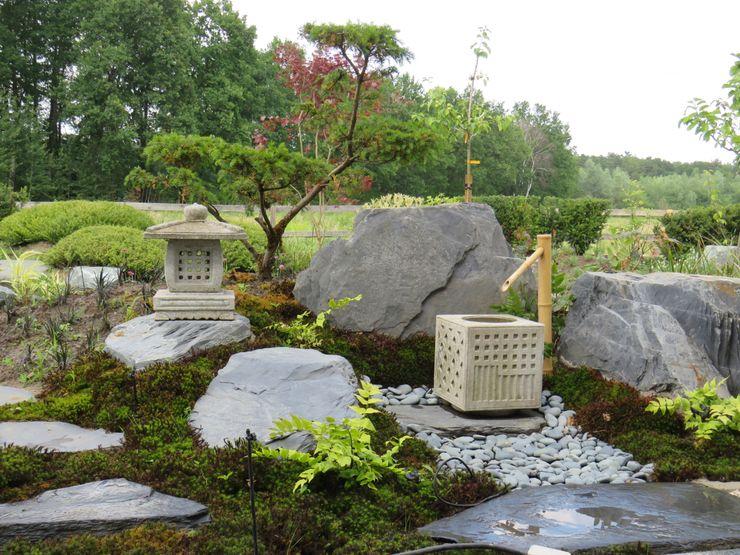 KARESANSUI - IM ZEN Stil Kokeniwa Japanische Gartengestaltung Zen garten