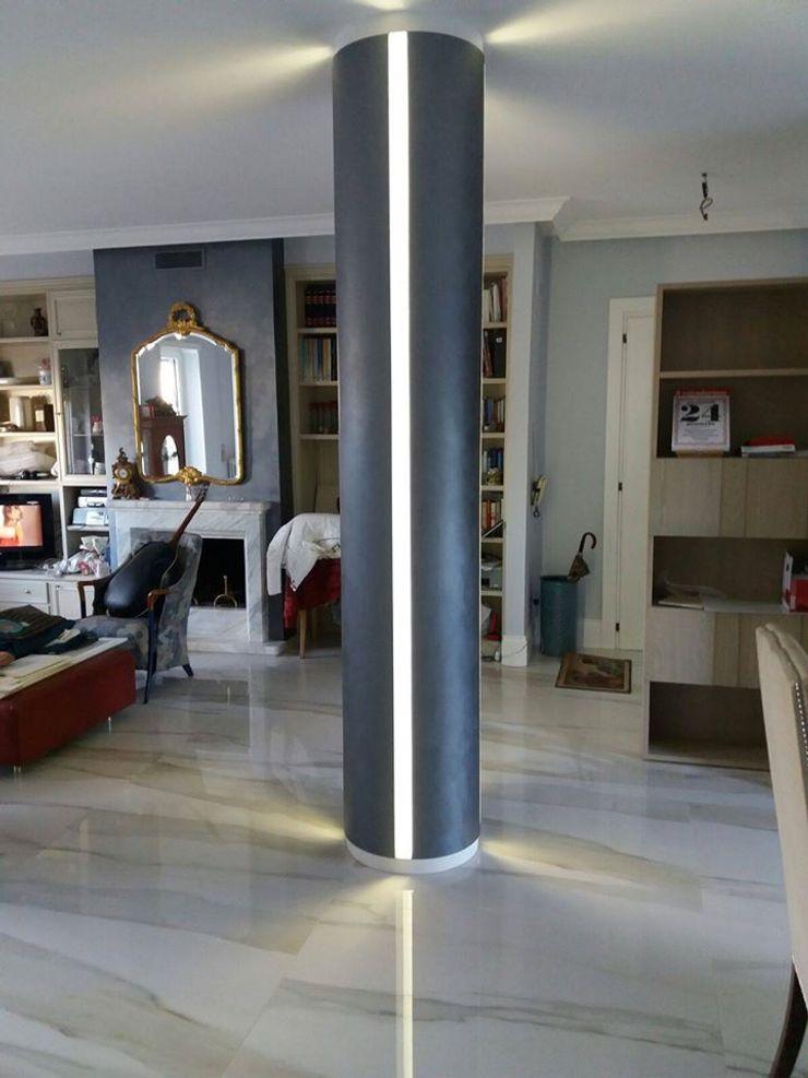 Arte Design & Colore Вітальня Металевий / срібло