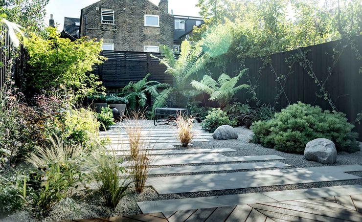 Contemporary Garden GRDN Landscape + Garden Design Modern garden