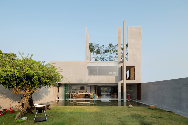 DA HOUSE GERIRA ARCHITECTS