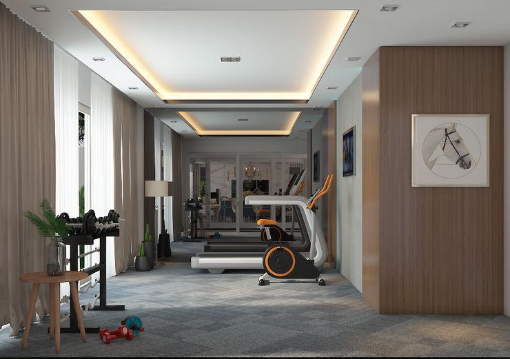 Norm designhaus Ruang Olahraga Klasik