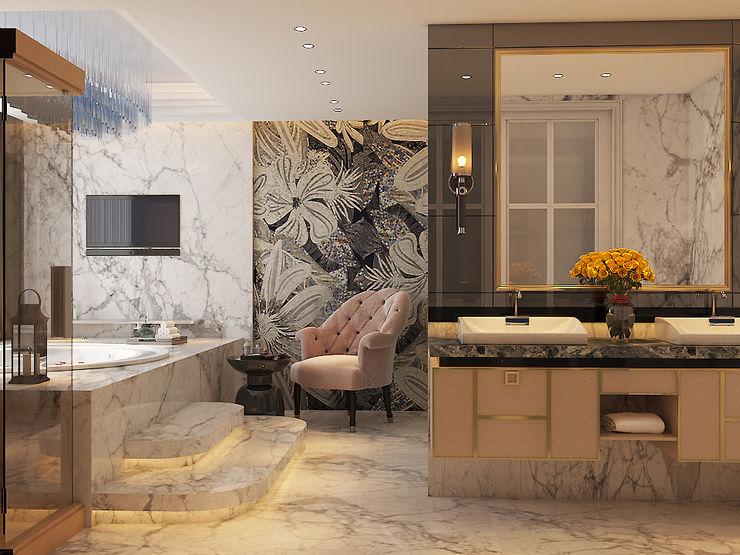 Norm designhaus Baños de estilo clásico