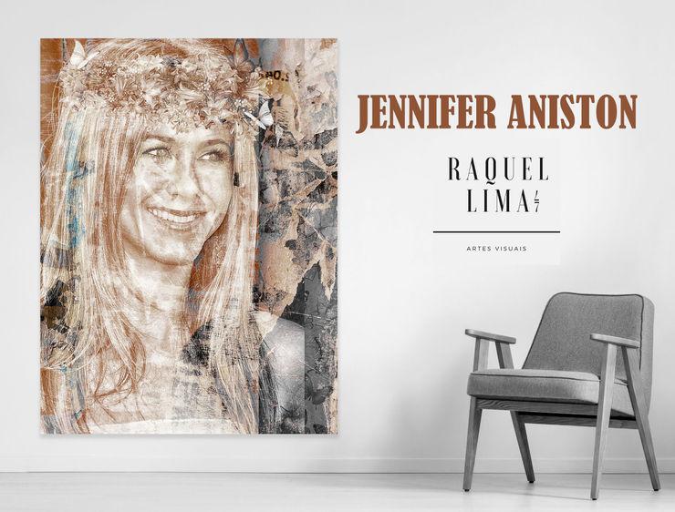 RAQUEL LIMA ART ArtworkPictures & paintings Brown