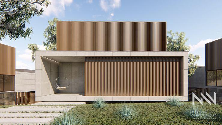 Fermentões Urbanização ARTEQUITECTOS Casas modernas