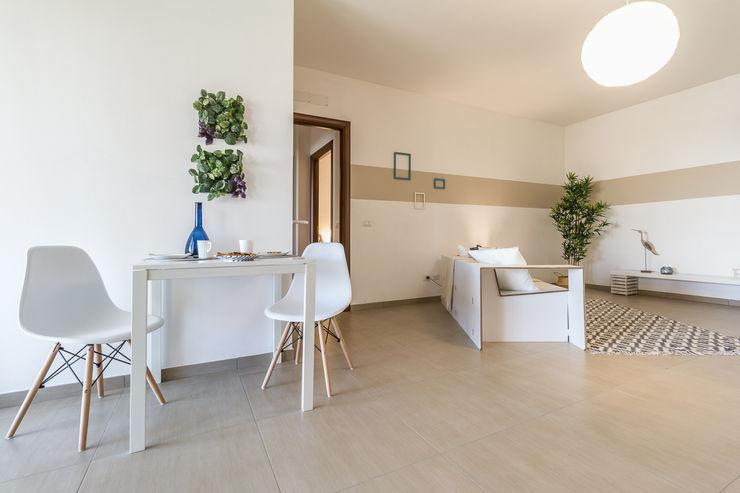 Fabiola Fusco - Architetto e Home Stager Moderne Esszimmer