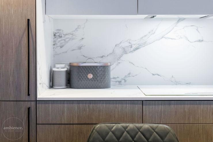 Ambience. Interior Design Cuisine moderne