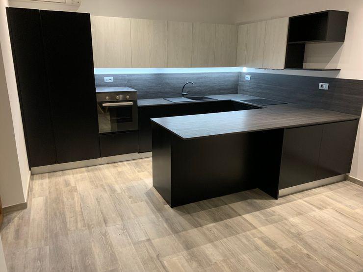 il falegname di Diego Storani Modern style kitchen