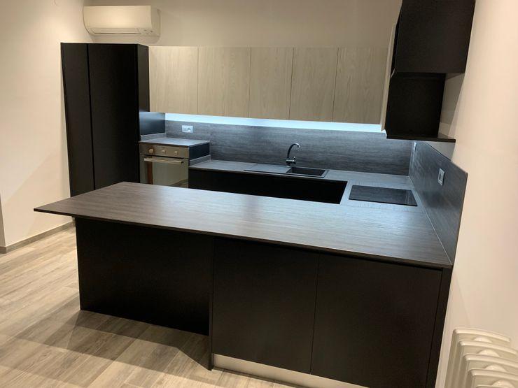 il falegname di Diego Storani Built-in kitchens