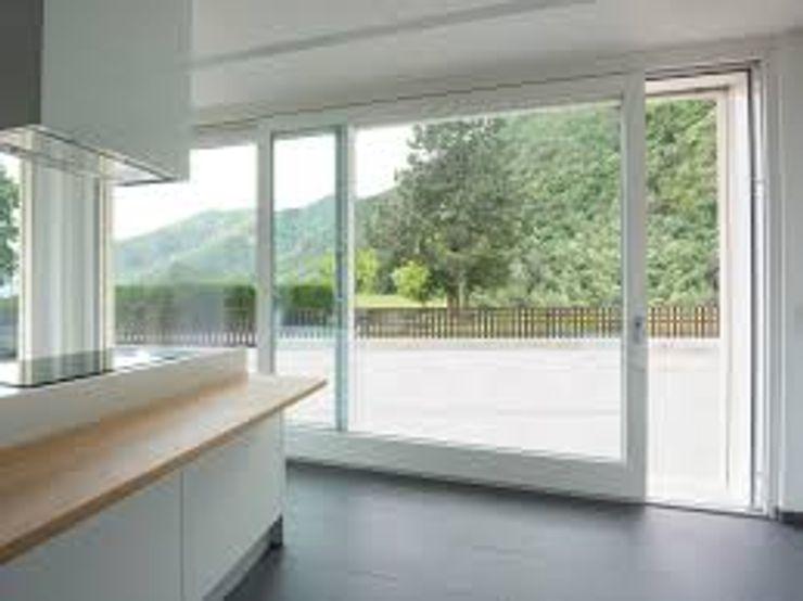 Alzante scorrevole SP Porte Finestre in Pvc Finestre in PVC PVC Bianco