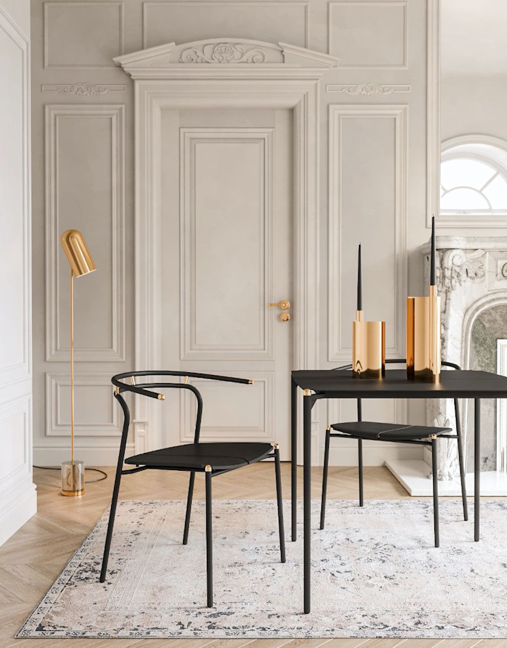 Caltha Design Agency Dining roomTables