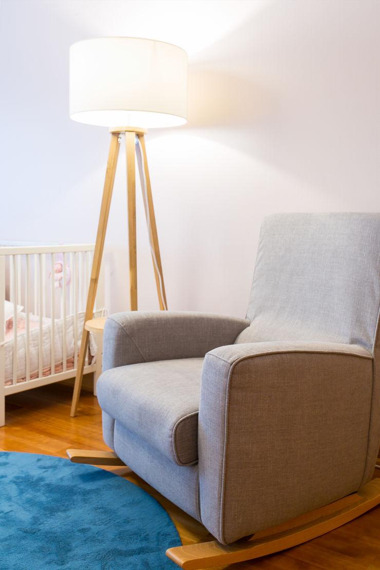Traço Magenta - Design de Interiores Recámaras para bebés