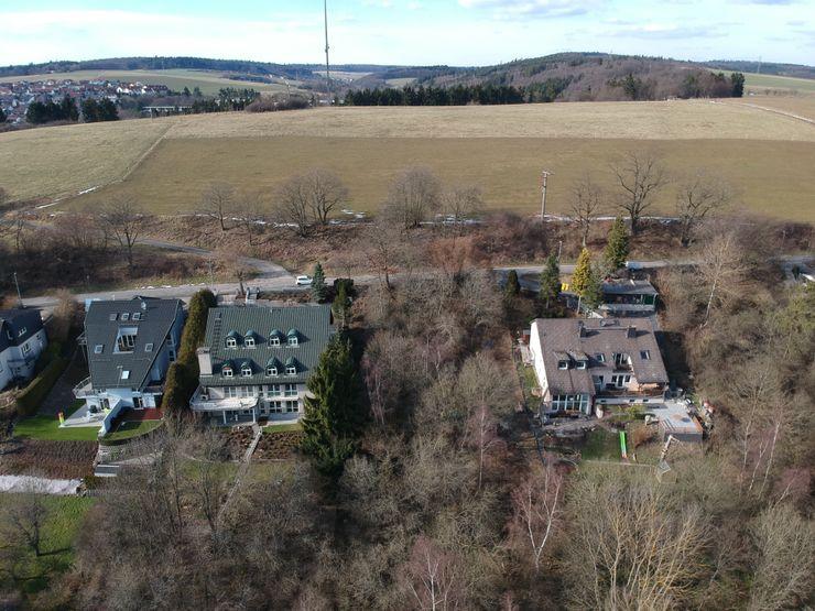 Luftaufnahme 2 WITA Immobilien Klassischer Garten