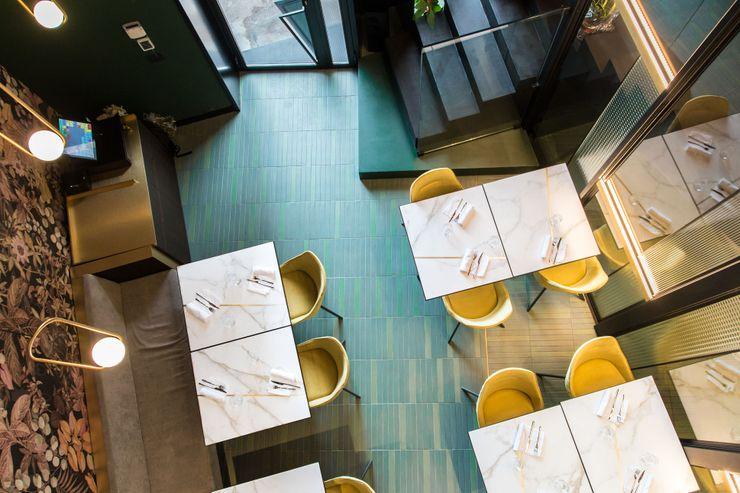 Studio Vesce Architettura Modern gastronomy