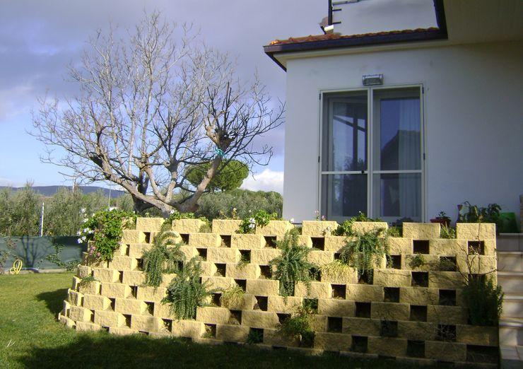 Arch. Sara Pizzo - Studio 1881 Terrace house White