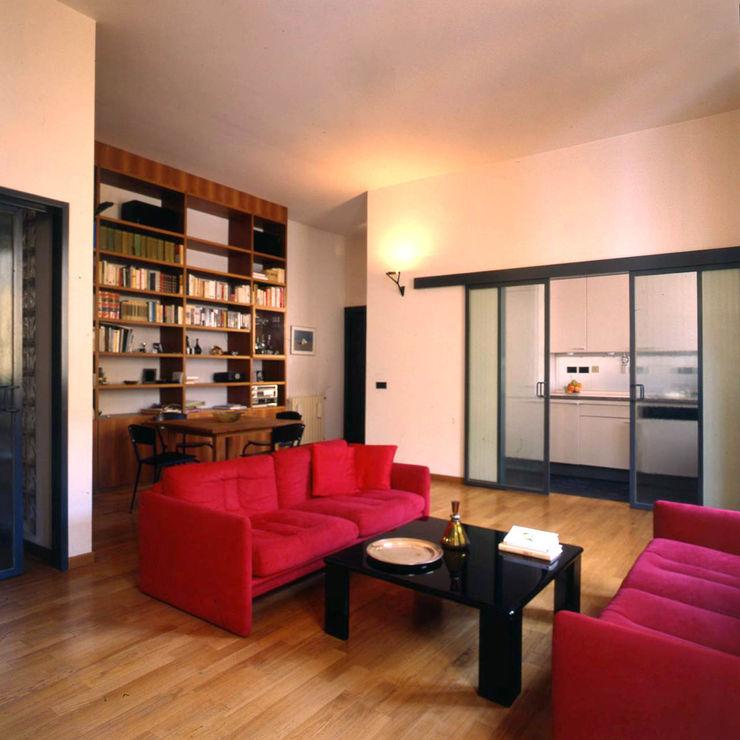 Studio di Architettura, Interni e Design Feng Shui 미니멀리스트 거실