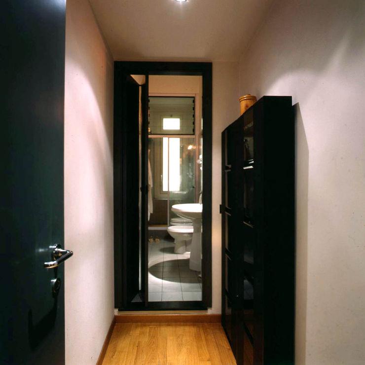 Studio di Architettura, Interni e Design Feng Shui 미니멀리스트 욕실