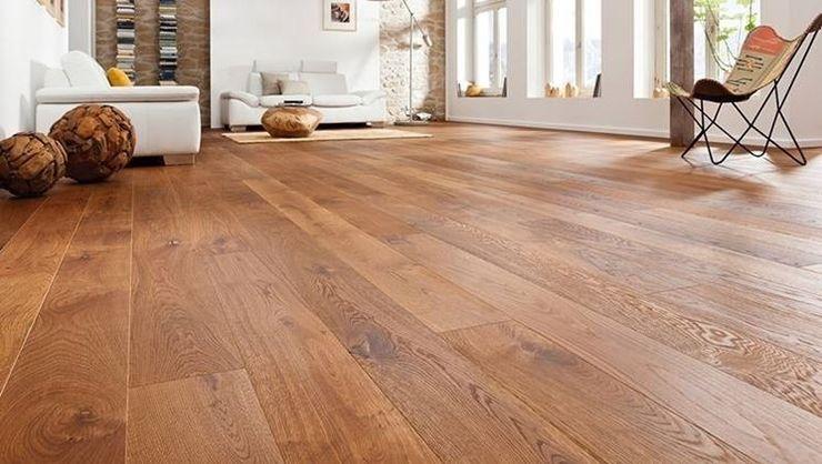 Elementos y Estilo Contemporaneo Floors Wood Wood effect