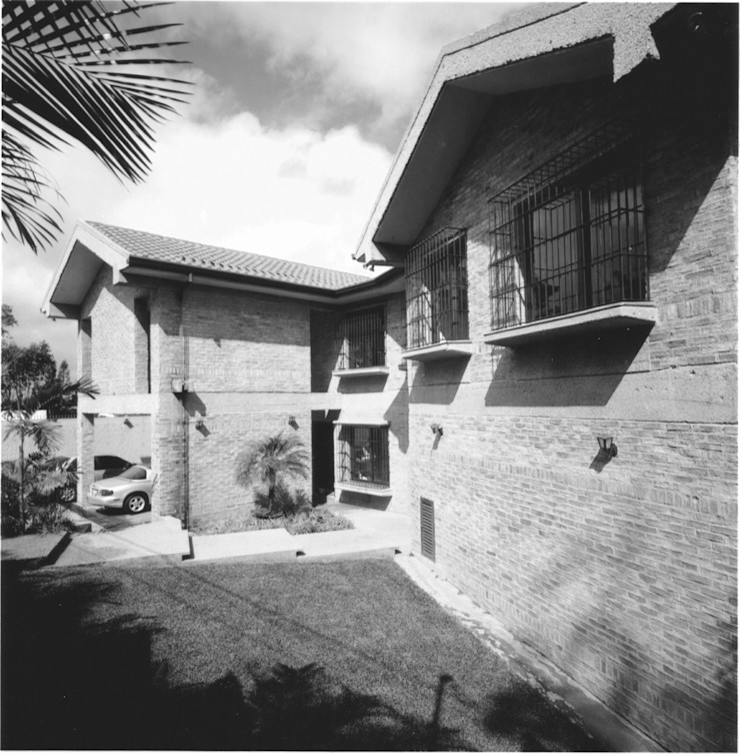 OMAR SEIJAS, ARQUITECTO Detached home