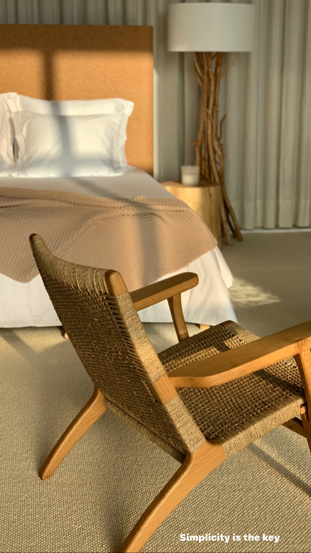 Vanda Boavida Rustic style bedroom