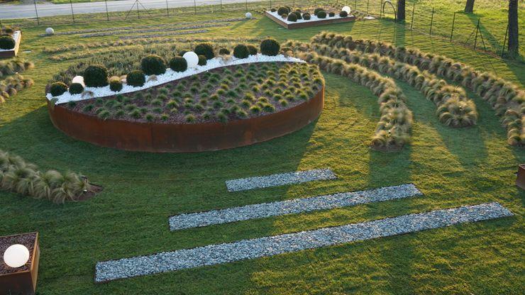 LUCIA PANZETTA - PAESAGGISTA Modern garden