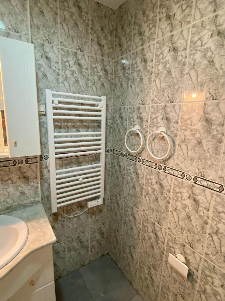 Deco Bosch Klasyczna łazienka Ceramiczny Biały