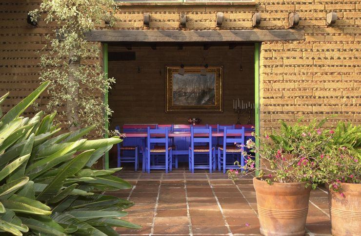 Jorge Mercado /arquitecto Modern Dining Room