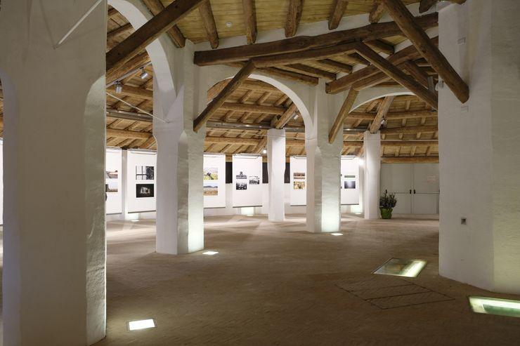 Pavimento Simona Muzzi Architetto Soggiorno rurale Legno