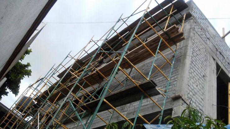 Andamios Brasil Terrace house