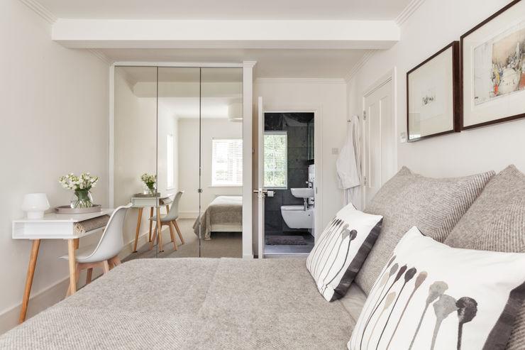 House Renovation and Extension Tenterden Kent STUDIO 9010 Modern style bedroom