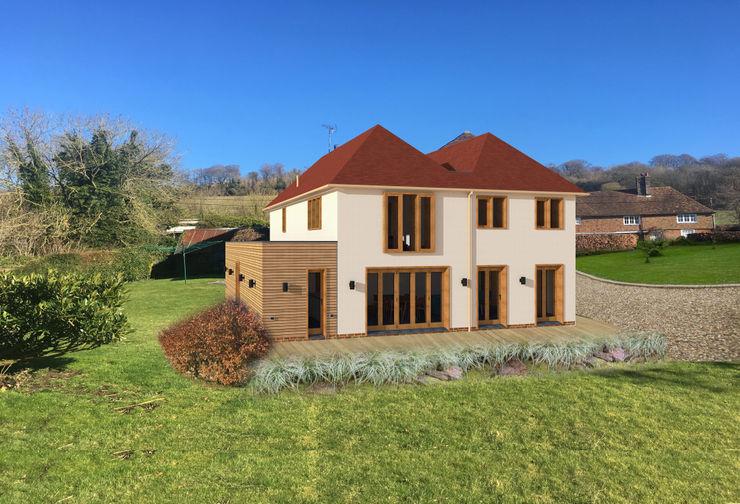 House Refurbishment and Extension Ashford STUDIO 9010 Modern houses