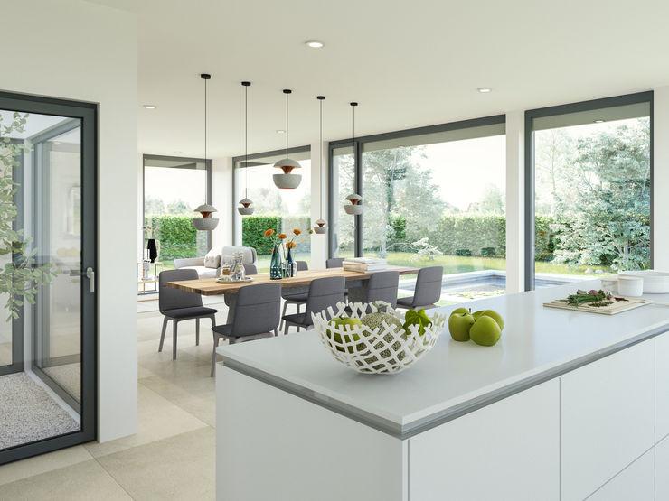 Bien-Zenker Modern dining room