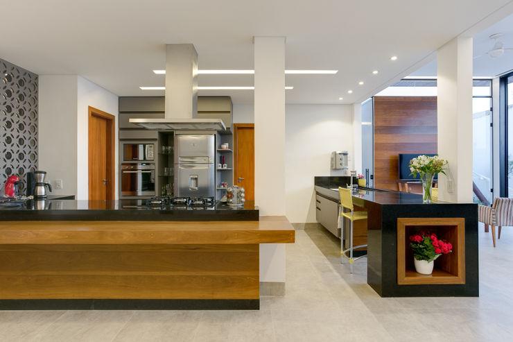 D arquitetura Kitchen units