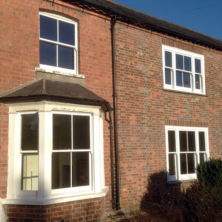 Completed period windows Sash Window Specialist
