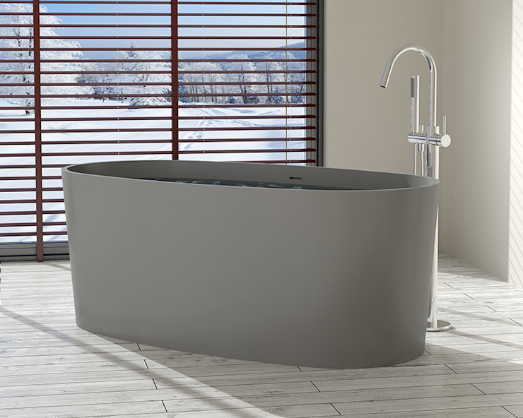 Badeloft - Badewannen und Waschbecken aus Mineralguss und Marmor