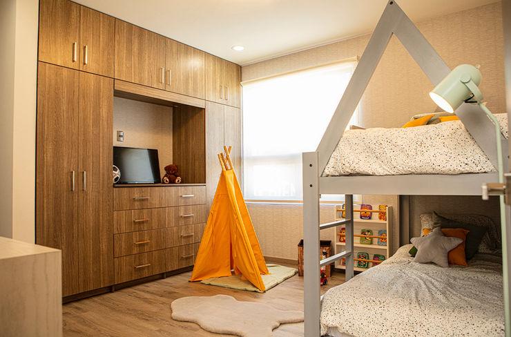 Dormitorios para niños loop-d Habitaciones de niños
